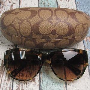 Coach HC8050 Women's Sunglasses/NDG536